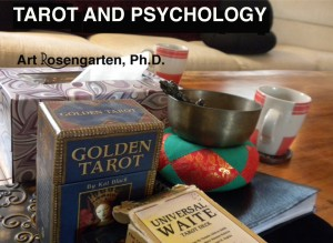 TAROT AND PSYCHOLOGY SLIDE COVER
