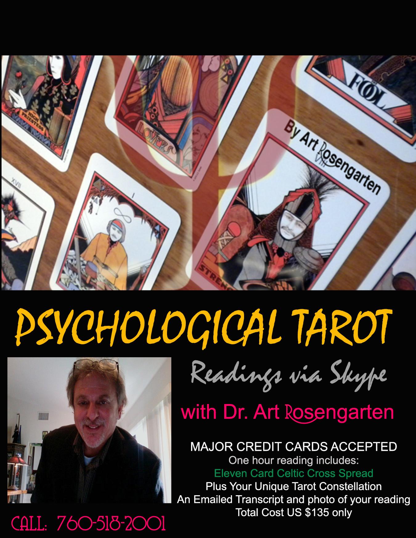 Tarot Skype Poster R mini